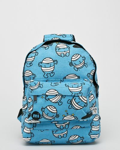 Рюкзак с отделениями с узором Mi-pac