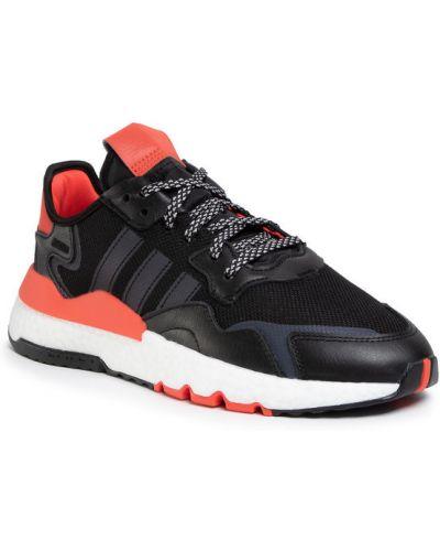 Czarny joggery Adidas