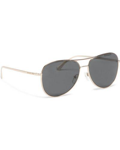 Okulary srebrne Michael Kors
