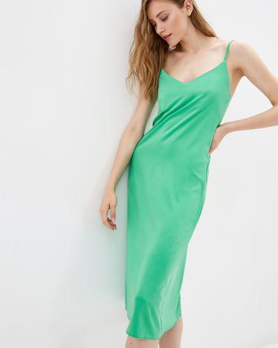 Платье - зеленое Lilove