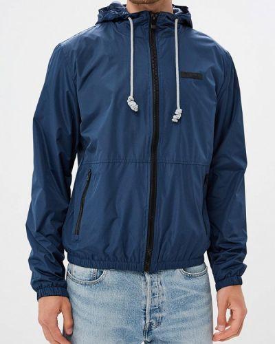 Синяя куртка осенняя Sela