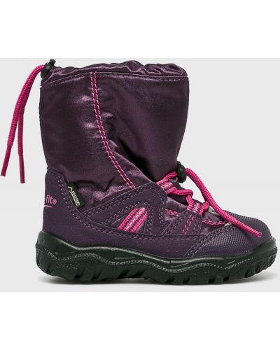 Ботинки фиолетовый Superfit