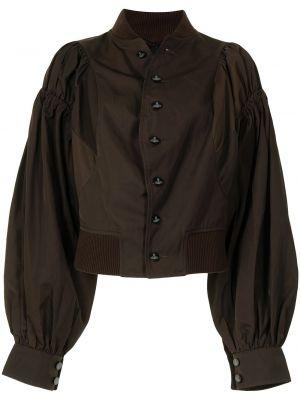 Бомбер - коричневая Vivienne Westwood