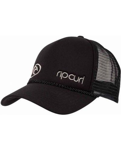 Черная кепка Rip Curl