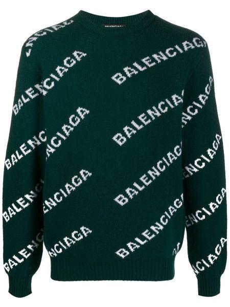Skoczek długo ciepły Balenciaga