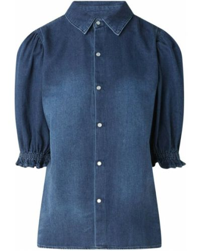 Niebieska bluzka Ba&sh