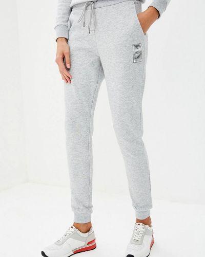 Серые спортивные брюки Armani Exchange