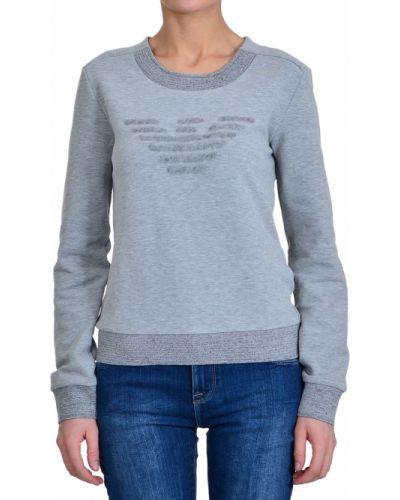 Серый джемпер Armani Jeans