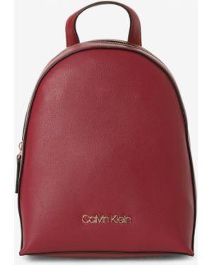 Plecak czerwony Calvin Klein