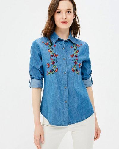 Джинсовая рубашка Marissimo