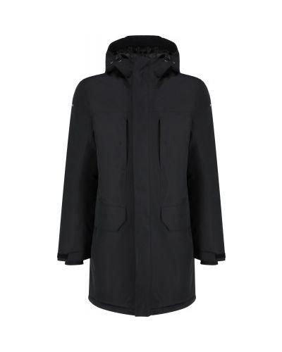 Черная зимняя куртка Icepeak