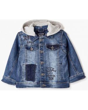 Куртка джинсовая синий Losan