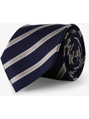 Niebieski krawat Mc Earl