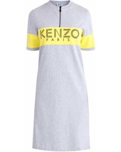 Платье спортивное хлопковое Kenzo