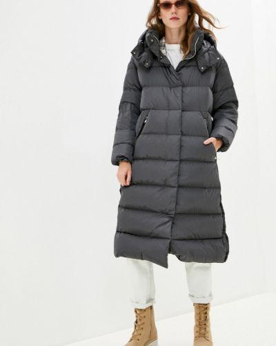 Серая зимняя куртка Add