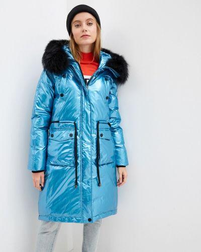 Утепленная куртка - желтая Odri Mio