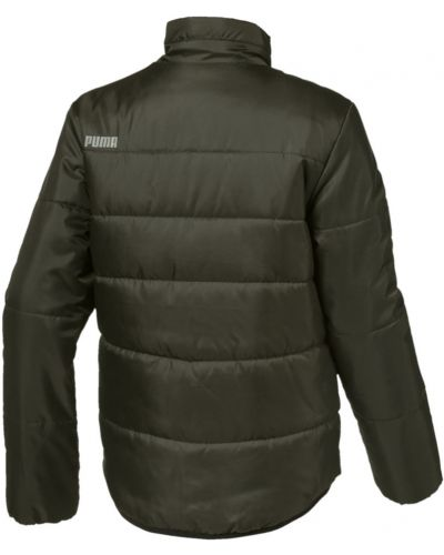 Зеленая куртка на молнии Puma