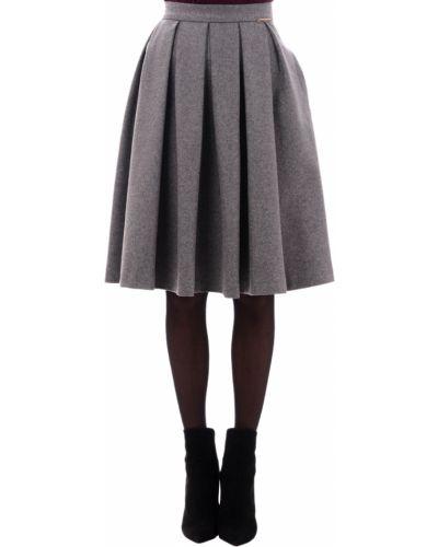 Серая юбка Twin-set