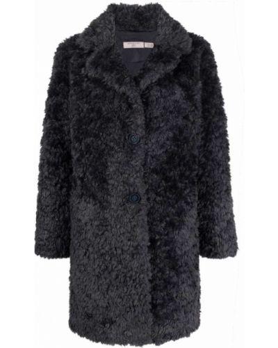 Niebieski długi płaszcz Urbancode