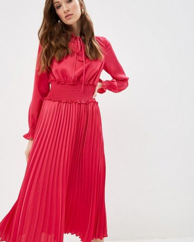 Платье розовое весеннее Silvian Heach