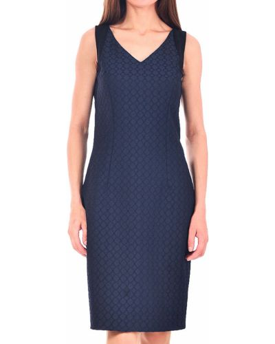 Платье весеннее синее Trussardi Jeans