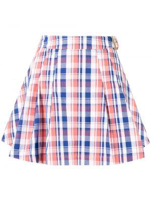 Белая юбка мини с завышенной талией Alice Mccall