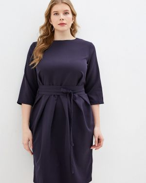 Платье прямое осеннее Maurini