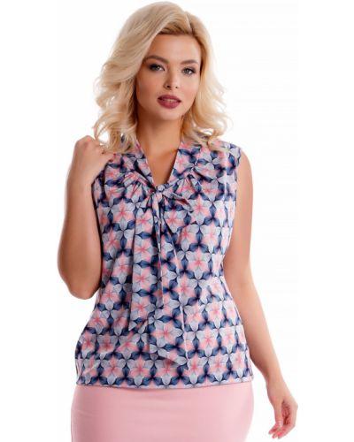 Блузка без рукавов Liza Fashion