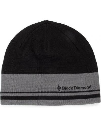Czapka beanie - czarna Black Diamond