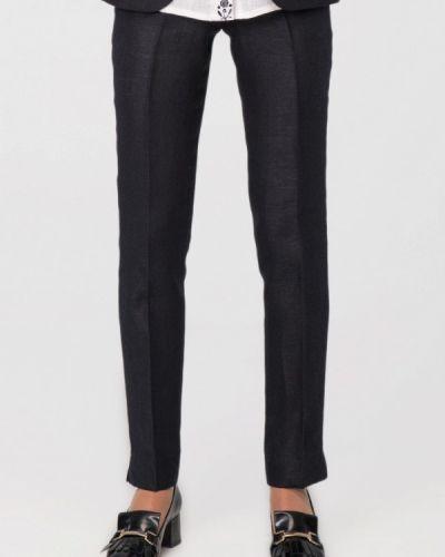 Классические брюки синие Garmoniya