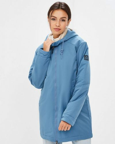Утепленная куртка демисезонная осенняя Reebok