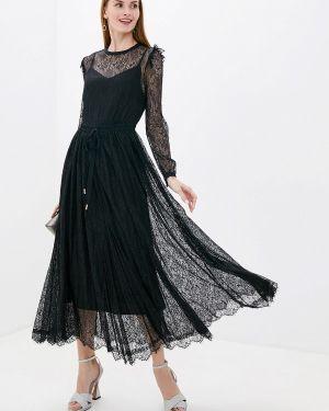 Вечернее платье осеннее турецкий Lusio