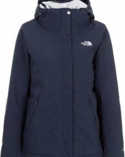 Утепленная куртка с капюшоном спортивная The North Face