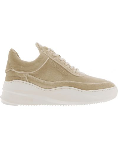 Beżowe sneakersy Filling Pieces
