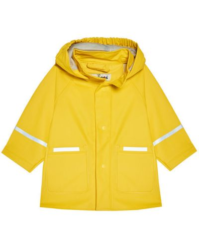 Żółta kurtka Playshoes