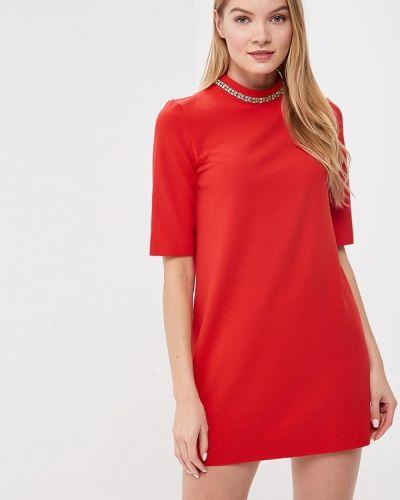Платье красный Sk-house