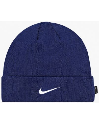 Шапка - синяя Nike