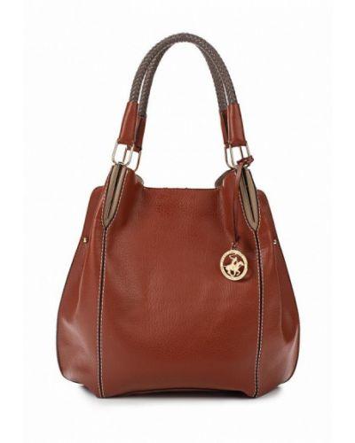 Кожаная сумка турецкая из искусственной кожи Beverly Hills Polo Club