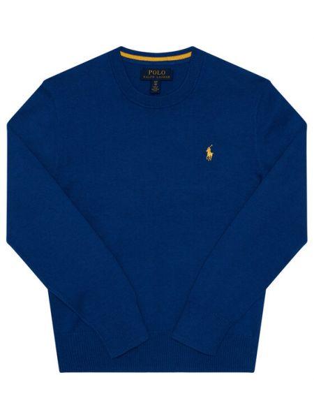 Niebieski sweter Polo Ralph Lauren