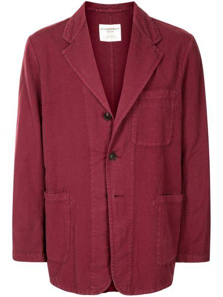 Długa kurtka bawełniana z długimi rękawami Kent & Curwen