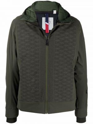 Куртка с капюшоном - зеленая Rossignol