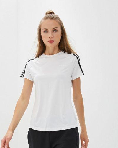 Спортивная футболка белая Adidas