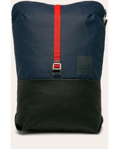 Plecak skórzany z wzorem Jack Wolfskin