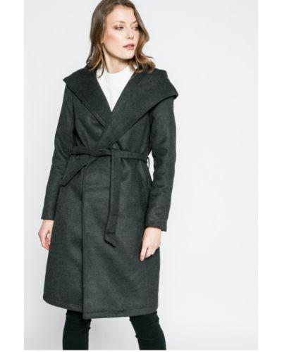Куртка с капюшоном с поясом облегченная Only