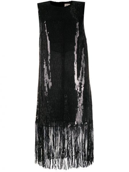 Платье с пайетками с вышивкой Lautre Chose