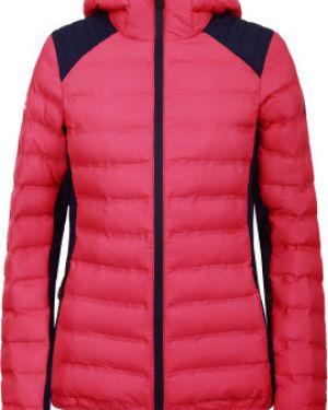 Куртка с капюшоном утепленная спортивная Rukka