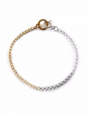 Bransoletka łańcuch srebrna Norma Jewellery