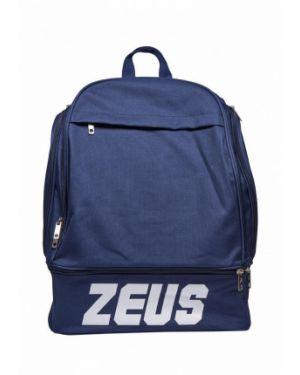 Рюкзак из полиэстера - синий Zeus
