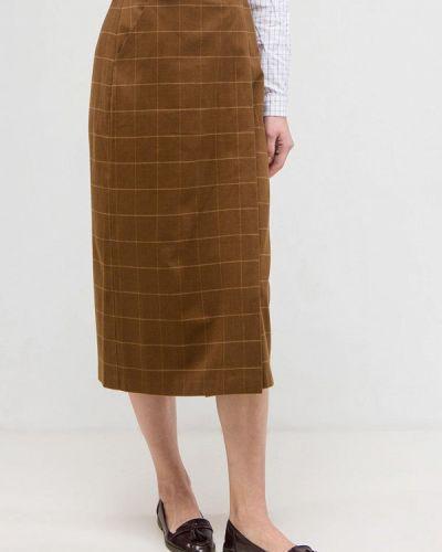 Юбка - коричневая Mirrorstore