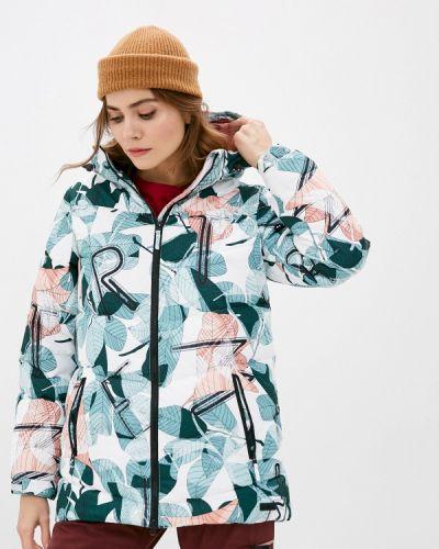 Зеленая куртка горнолыжная сноубордическая Termit